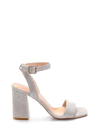 Derimod Kadın Sandalet(014115-47) Casual Taş